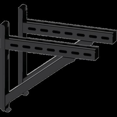 Väggkonsol - par 50 - 120 mm