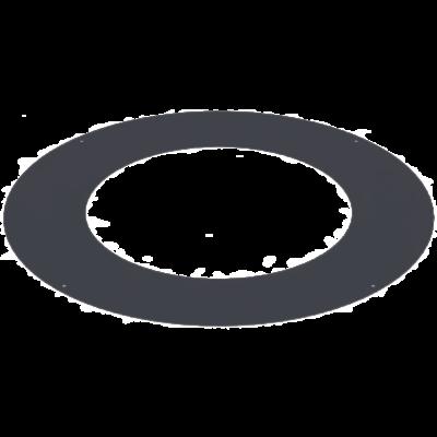 Täckplåt rund hel Ø500 mm - DW 50